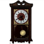 Старинные Часы онлайн Grandfather Clock