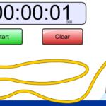 Таймер онлайн ракета Rocket Timer