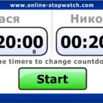 Шахматные Часы Онлайн