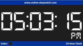 время онлайн